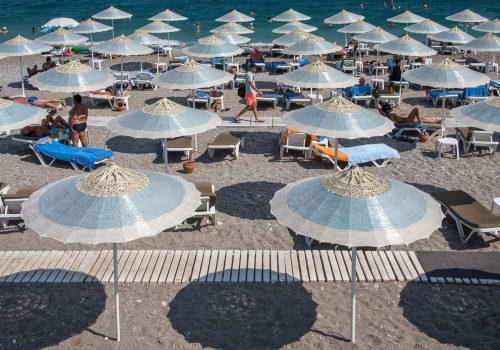 """""""Turkey is popular again with British tourists"""" says Thomas Cook"""