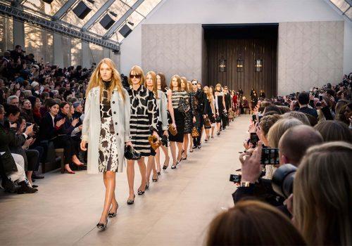 London Fashion week welcomes the 'Turkish breeze'