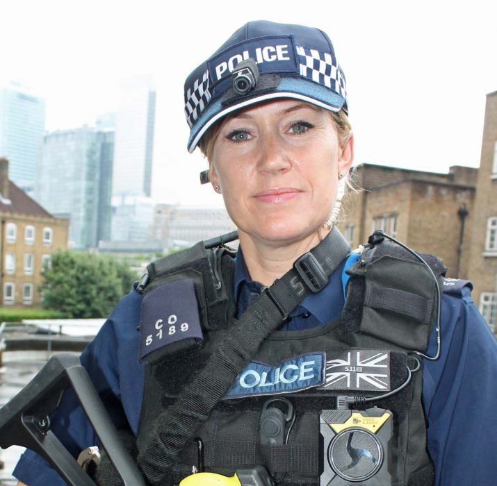 Met Police rolls out head cameras for armed officers