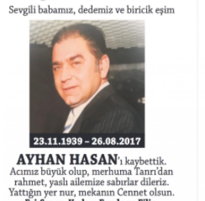 Ayhan Hasan
