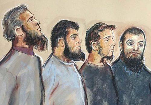 İngiltere'de terör hazırlığına ömür boyu hapis