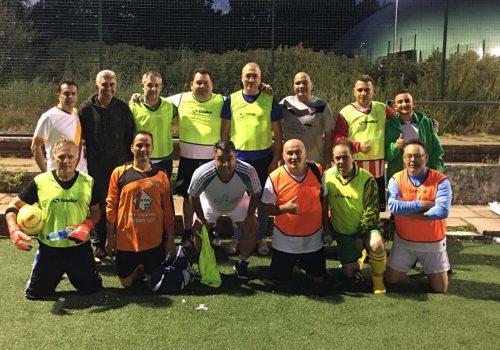 TTFF'nin veteranları futbola doymuyor