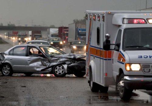 Uyuyan şoförün kazası
