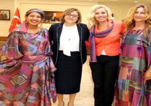 Dünyaca ünlü blogger Gaziantep'e hayran kaldı