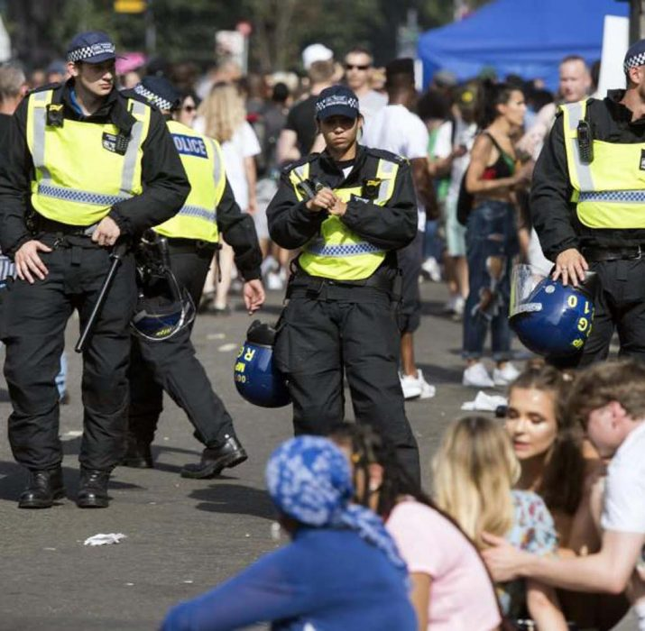 Notting Hill Carnival: Over 300 arrests and 28 police officers injured during weekend