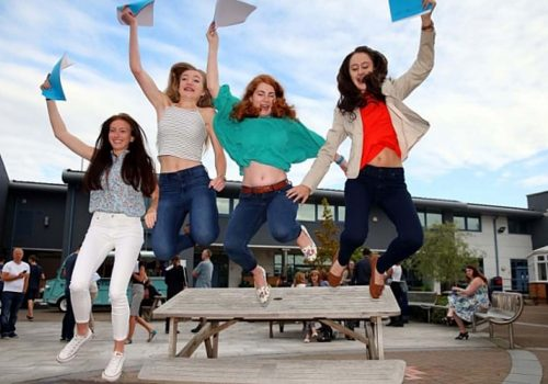 Enfield excels in A Level Results 2017
