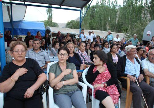 Bozca-Der organises village festival