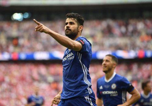 Diego Costa, Chelsea ile ipleri koparıyor