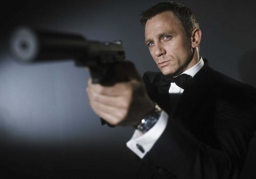 Daniel Craig, James Bond karakteriyle geri dönüyor