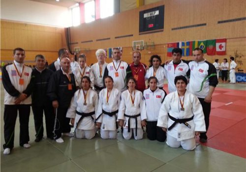 Türkiye judoda 7 madalya kazandı