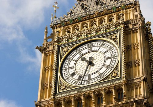 Parliament defends silencing Big Ben to protect workers