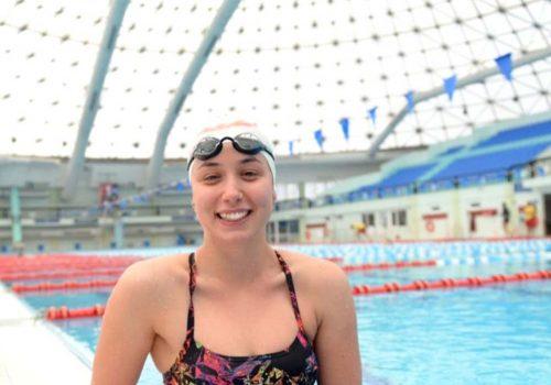 Manş Denizi'ne kulaç atan en genç Türk kadını olacak