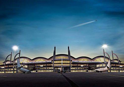 3.2 million passengers used Istanbul's Sabiha Gökçen Airport in July