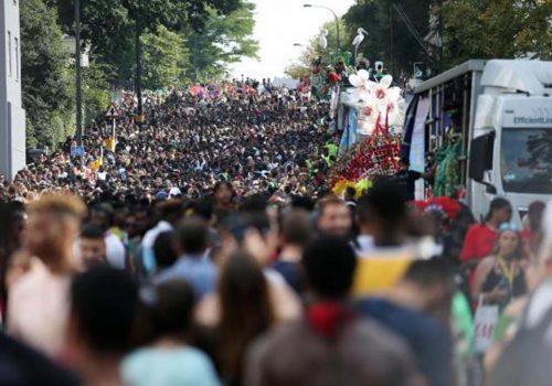 Londra'nın geleneksel Notting Hill Karnavalı, 54 yıl sonra ilk kez iptal edildi