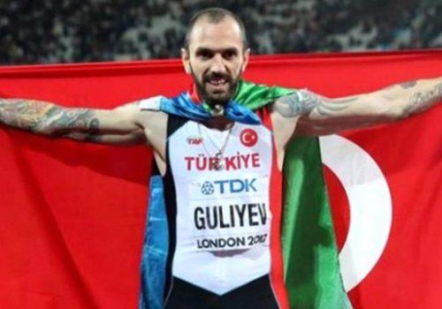 Ramil Guliyev rüzgarı sürüyor