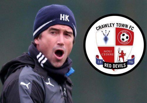 Crawley Town 3-0 galip