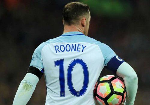 Wayne Rooney, İngiltere Milli Takımı'nı bıraktı