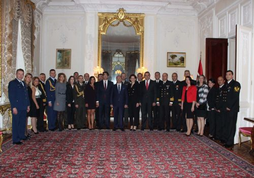 Victory Day celebrated at Turkish Embassy