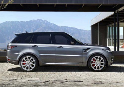 2020 yılında tüm Land Rover'lar elektrikli olacak