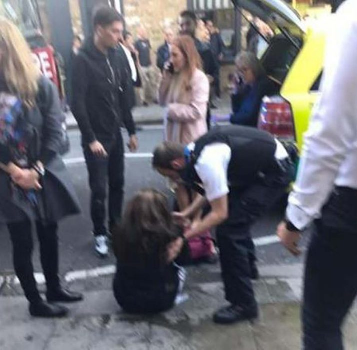 Londra metrosunda patlama! Yaralılar var