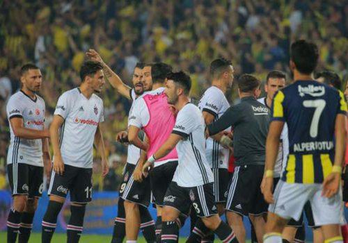 Fenerbahçe-Beşiktaş derbisi İngiliz medyasında