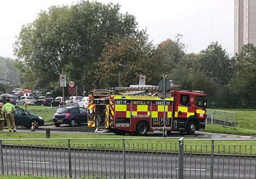 İngiltere'de 'kahveli bomba' paniği