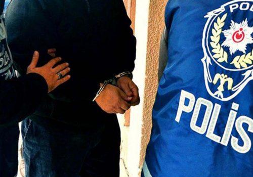 Antalya'da hırsızlık iddiası