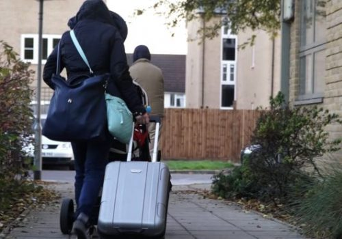 Homelessness rise 'likely to have been driven by welfare reforms'