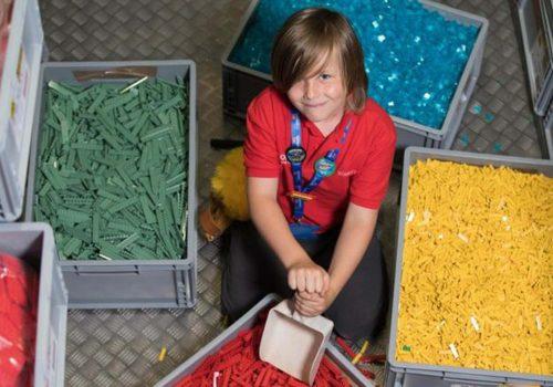 6 yaşındaki çocuktan Lego'ya iş başvurusu