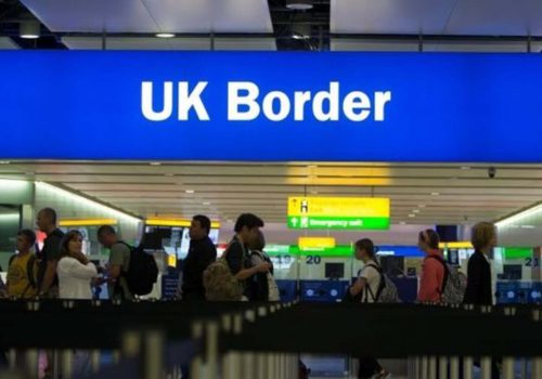 Brexit: Leaked document suggests UK plan to curb EU migration