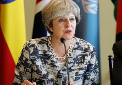 Theresa May to warn tech firms over terror content