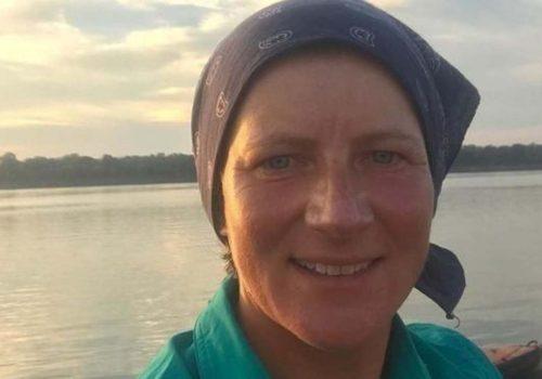 İngiliz kadın Amazon'da 'öldürüldü'