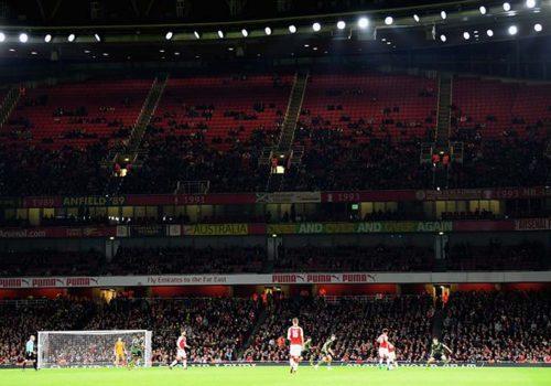 Lig Kupası'nda 63 bin koltuk boş kaldı