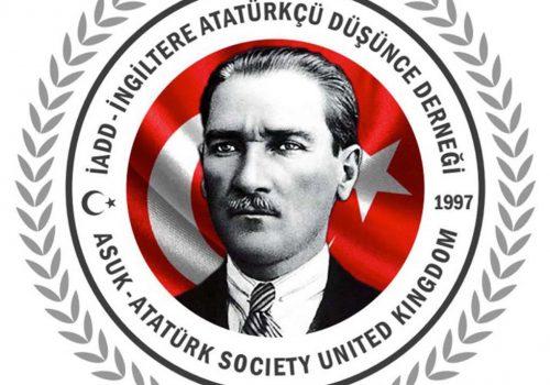 Britain Ataturk Ideology Association objects the new Turkish syllabus 'without Ataturk'