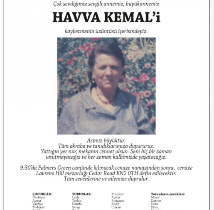 Havva Kemal