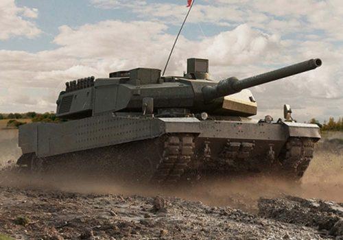 Altay tankı motoru için alternatif İngilizlerden geldi