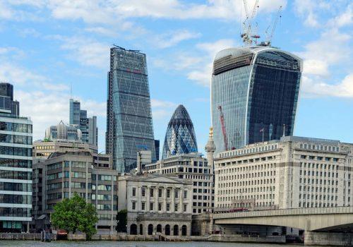 Londra Brexit'e rağmen dünyanın en büyük finans merkezi