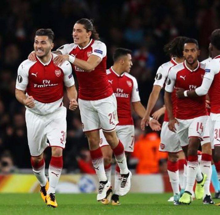 Arsenal, Köln'ü 3-1 yendi