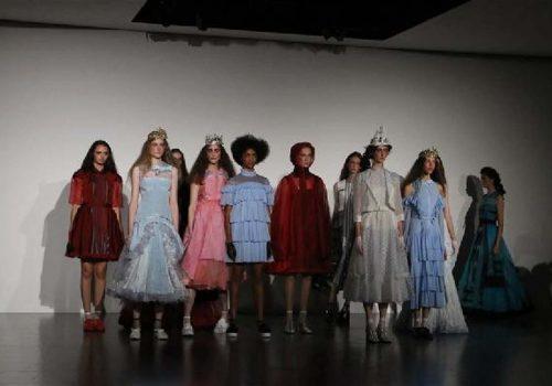 Gaziantep, Londra Moda Haftasına damgasını vurdu