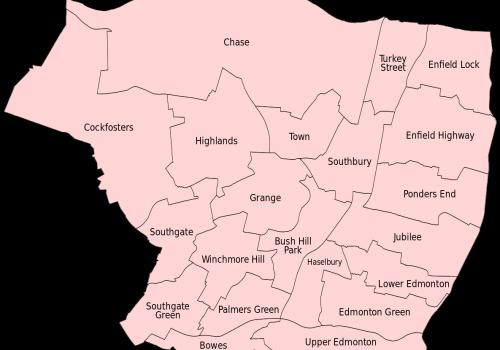 Enfield Belediyesi sosyal yaşam anketi