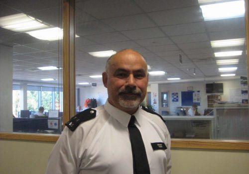 Metropolitan Polisi Londra'da topluma Türkçe ile ulaşıyor