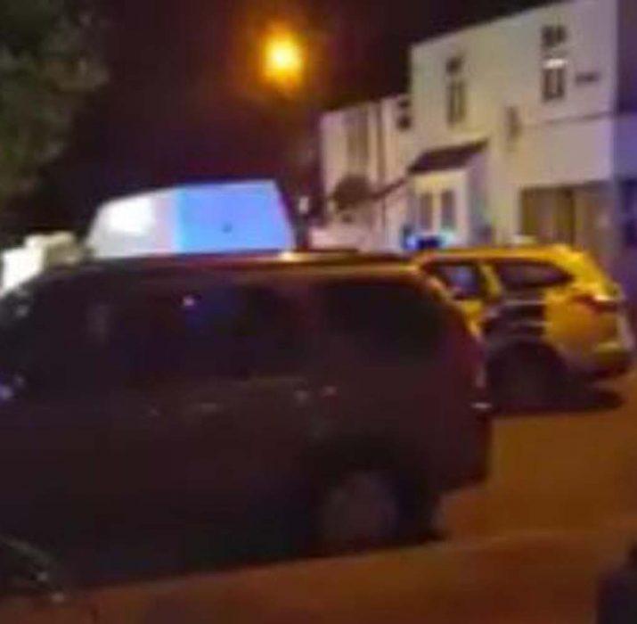 Edmonton shooting: Turkish man is shot in the back outside shops