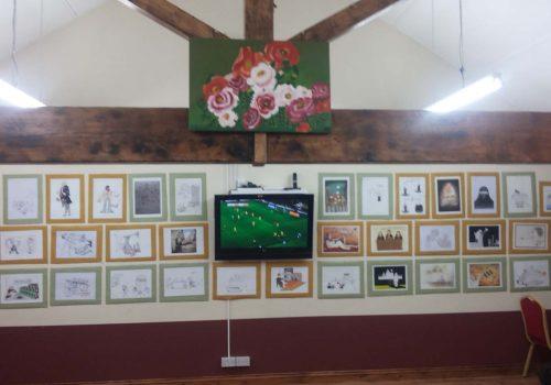 International TAYAD Cartoon Exhibition Held