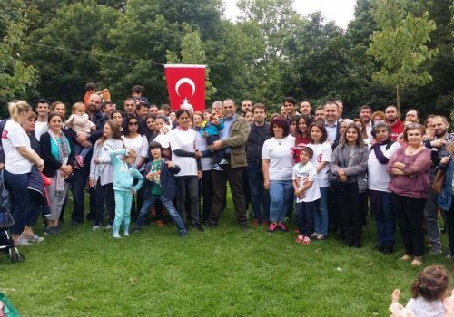 London Turkish Consulate held Eid picnic for community