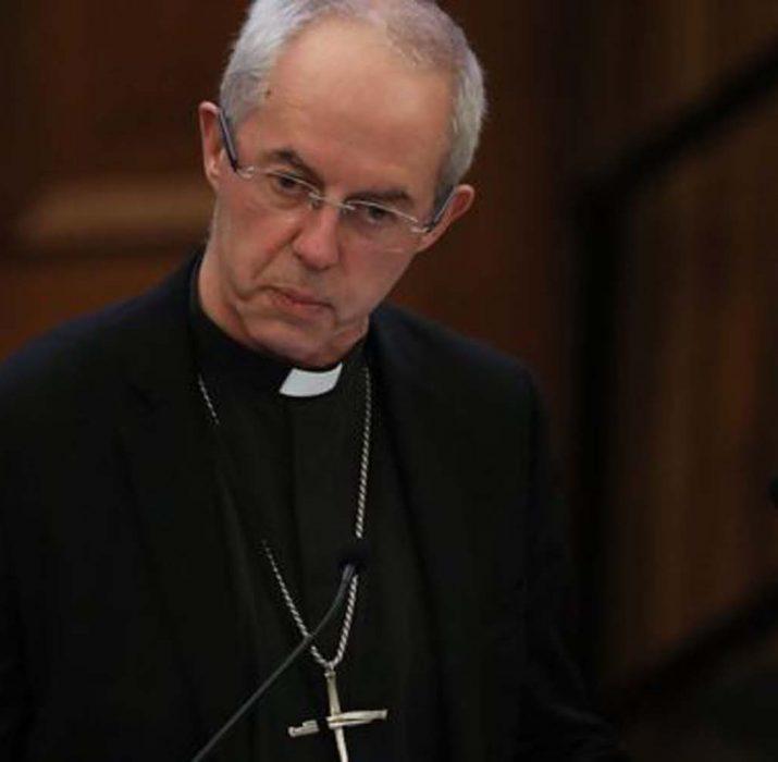 Archbishop of Canterbury calls for radical economic reform