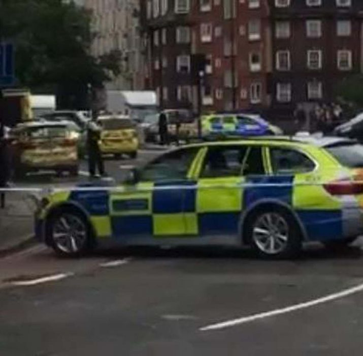 Young man stabbed to death in horrific daylight attack in busy street