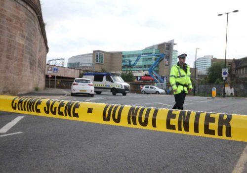 İngiltere'de terör operasyonu