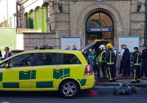 İngiltere'de terör tehdit seviyesi en üst basamakta