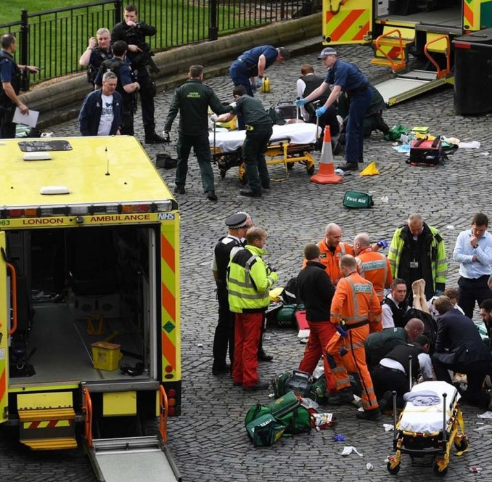 Deaş'ın Londra saldırılarının işaretini bir yıl önce verdiği iddiası