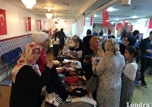 Arakanlı Müslümanlar için Londra'da kermes